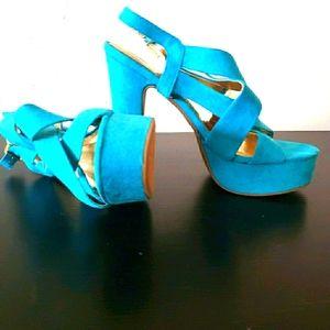Mossimo women's platform heels